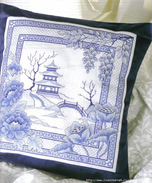 """26 окт 2011 .  Правила сайта  """"Мир Книг """" .  38,81 МВ Язык: китайский Схема в буклете для вышивки крестом."""