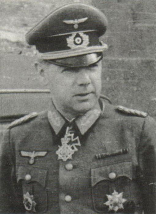 Венк (Walter Wenk) назначен командовать немецким наступлением на сов…