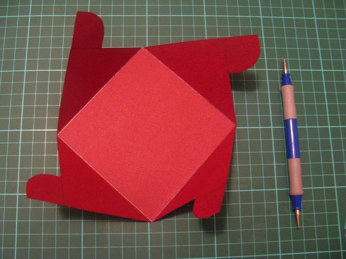"""Как сделать конвертик из цветной бумаги - Студия дизайна """"Conydes"""""""