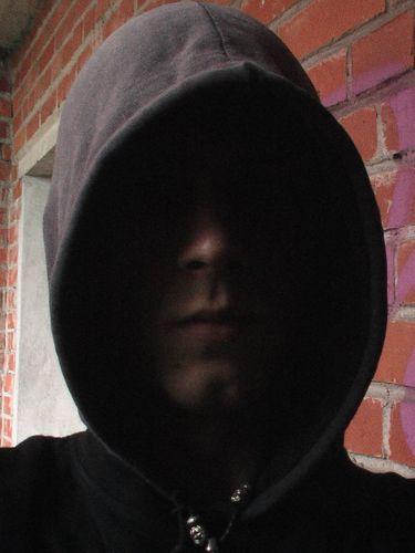 картинки парня в капюшоне без лица