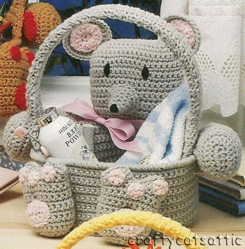 Описание: Кот - вязание игрушки крючком.  Автор: Муза.