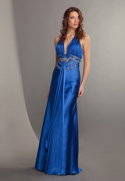 Qa 442c - Свадебные и вечерние платья коллекции 2012 от сети салонов...