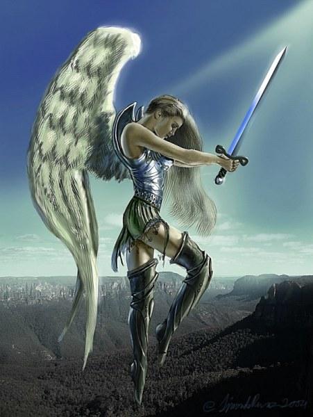 2.Ангелы никому никогда ничего не должны(с)Диль.  Если кому есть что добавить в праивла, о мои знатоки ангелов...