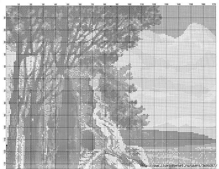 Подборка схем вышивки на морскую тематику...от якорей до... вышивка на морскую тему (много) - готовимся к лету и...