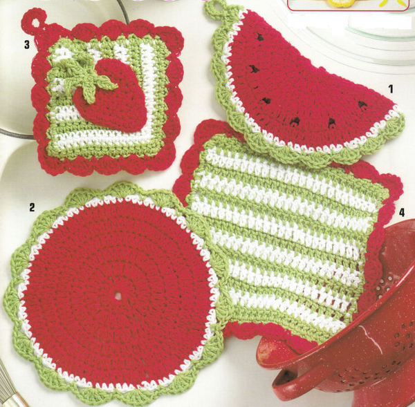Crochet Patterns In Cotton : CROCHET COTTON DISHCLOTH PATTERNS Crochet Patterns