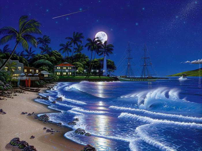 Стих о райском острове