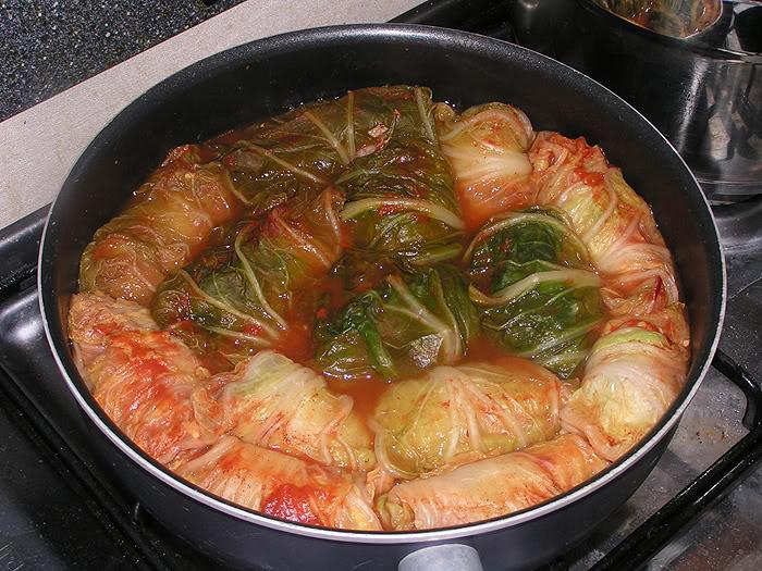 блюда из пекинской капусты видео рецепты