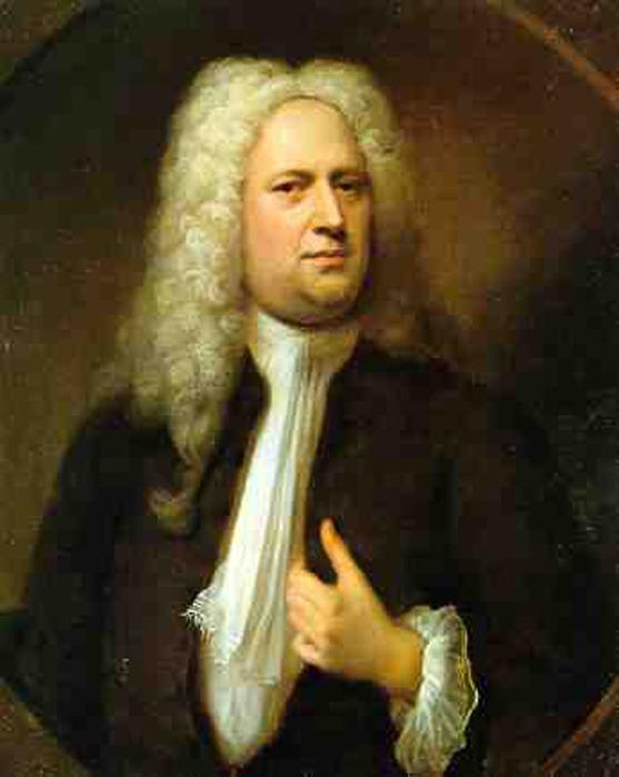 George Frideric Handel - смотреть фотографию номер 139511