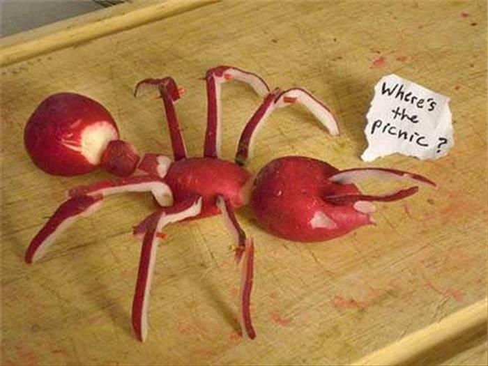 Фото поделки из фрукт