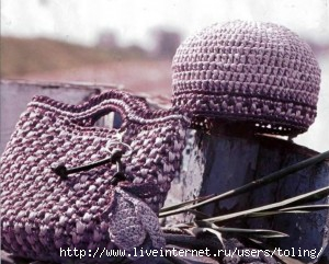 Вязание спицами и вязание крючком, схемы вязания, вязание малышам.