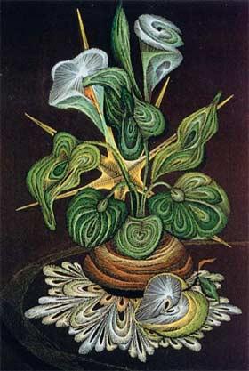 Цветы для изонити