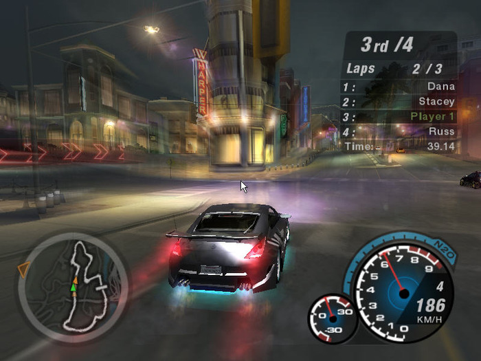 Need for Speed Underground 2 Game