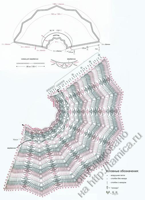 Схемы Вязания Нижнего Белья