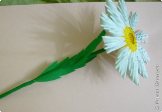 модульные оригами цветы - Это бисер!