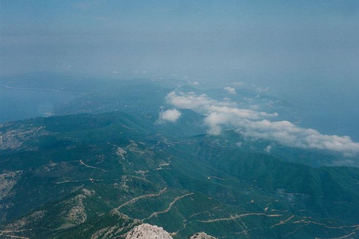 Святая гора афон в греции