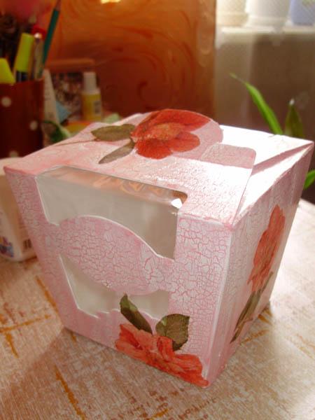 Что можно сделать из коробки под конфет своими руками