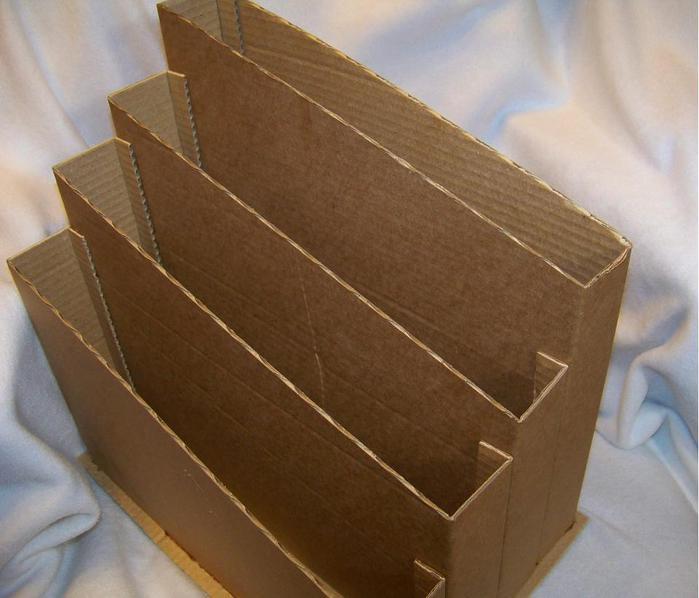 Уголок для бумаг своими руками 47