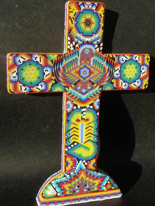 Mexican crafts figurines beaded crafts ideas crafts for Mexican christmas ornaments crafts