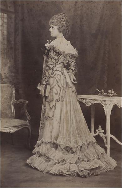 Платья Британок19 Века С Фото