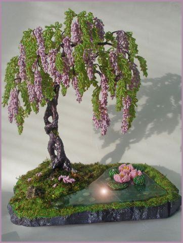 Сайт по теме: деревья и цветы