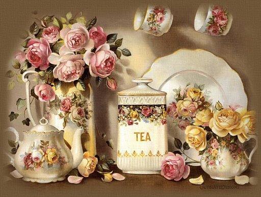 соответствии с английским чайным этикетом, ни в коем случае нельзя ограничиваться одним сортом чая.