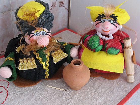 Конкурс кукол сделанные своими руками 80