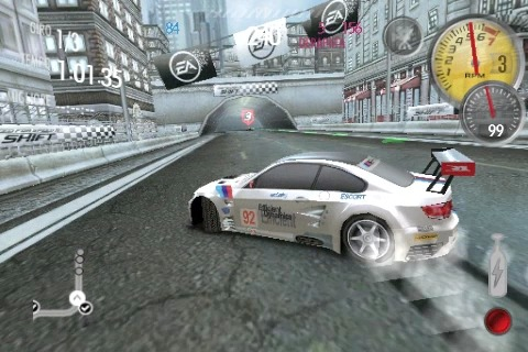Need for speed shift screenshot 3