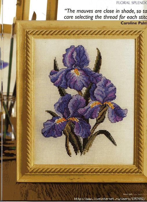 Рисунок для вязания спицами снежинки схемы вязания крючком цветка орхидеи.  Часть 4 вязаные.