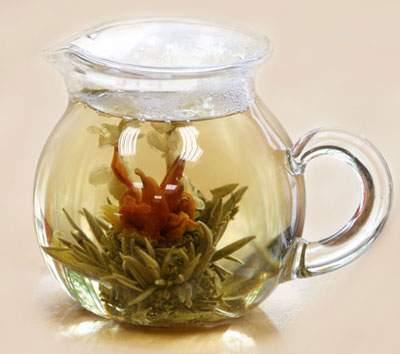 Употребление белого чая вошло в обиход благодаря императору Чен Нана.  Однажды он сидел в саду, пил кипяченую воду...