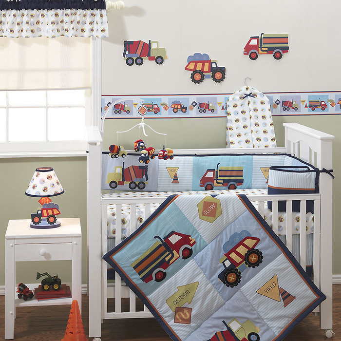 В зависимости от предпочтений ребенка оформите и дизайн детской комнаты.