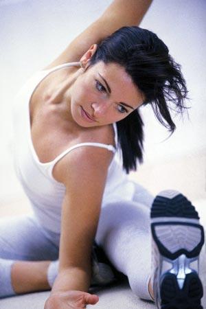 гимнастика для увеличения грудины