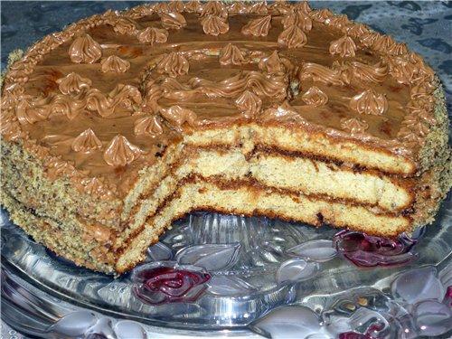 Готовим торты лучшие торты