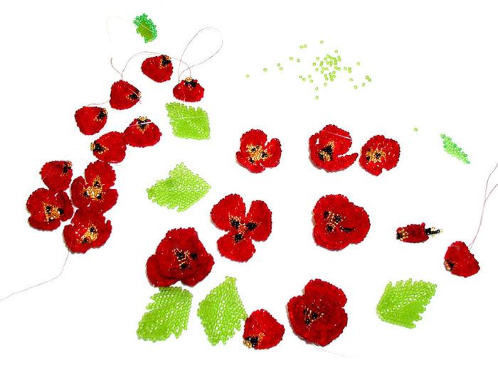 из бисера схема деревья. цветы комнатные фото с названиями.