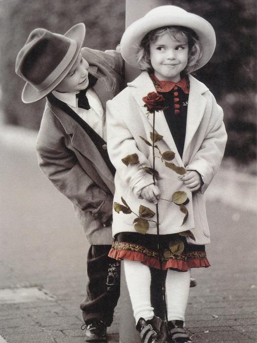 О любви говорят дети фотоработы