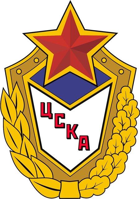 Логотип цска в векторе 6