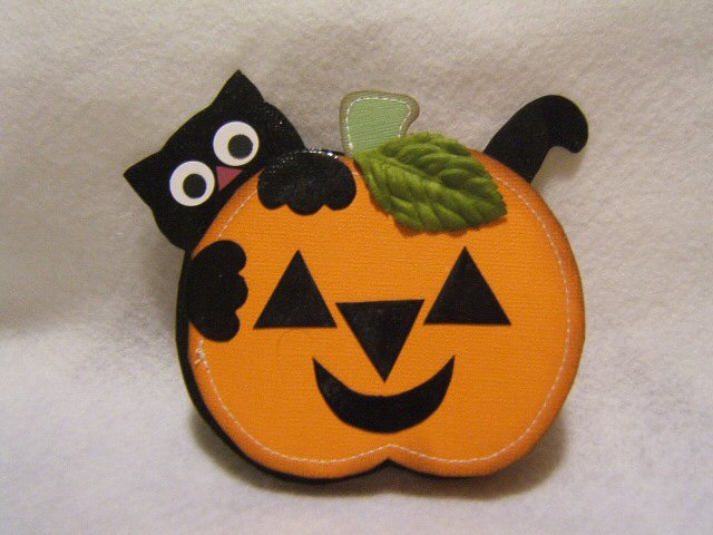 Открытка своими руками на хэллоуин