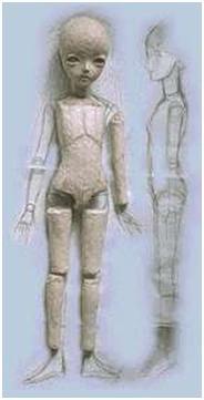 Шарнирные тряпичные куклы своими руками