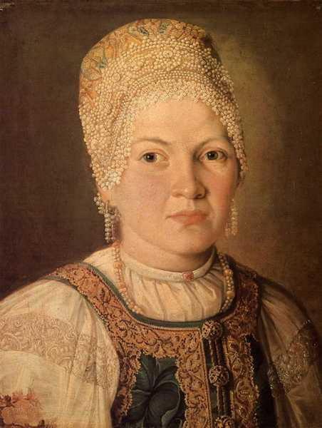 Неизвестный художник конца 18 века