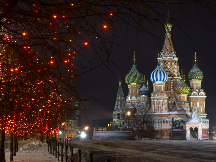 Оригинальное сообщение. этого поста я выложила 20 фотографий с видами ночной Москвы в советские годы.
