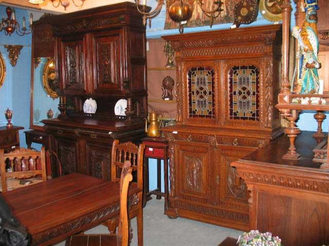 Антикварная мебель своими руками