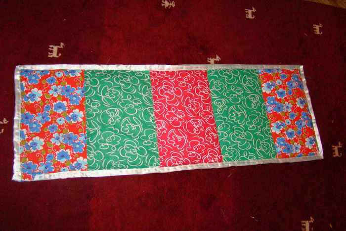 Массажный коврик своими руками с крупами