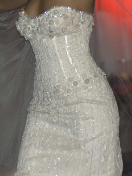 Самое дорогое в мире свадебное платье