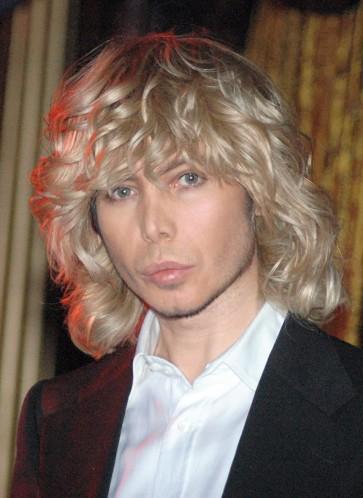 Сергей зверев без макияжа и парика