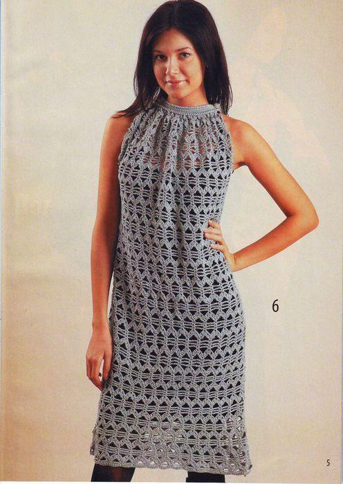 ажурное платье крючком со схемами, мужская кофта вязаная крючком со.