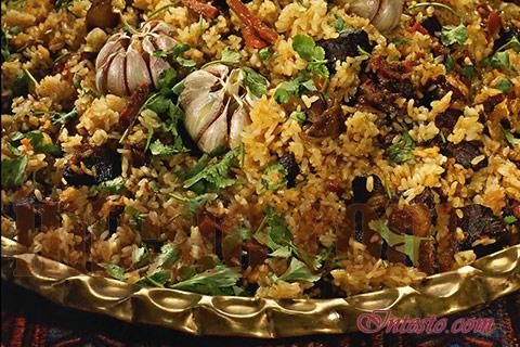 Проверенный рецепт приготовления вкусного узбекского плова из баранины с...