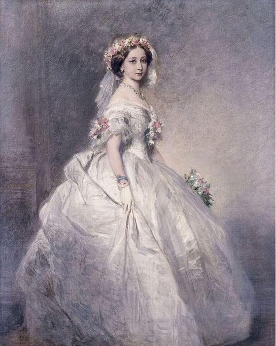 Свадебное платье королевы фото 1