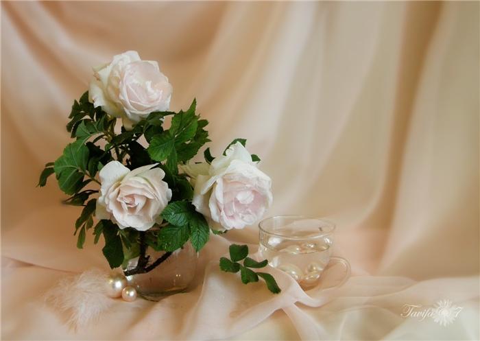 Букет цветов из шаров своими руками