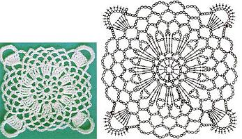 Рукоделие вязание крючком декоративное.