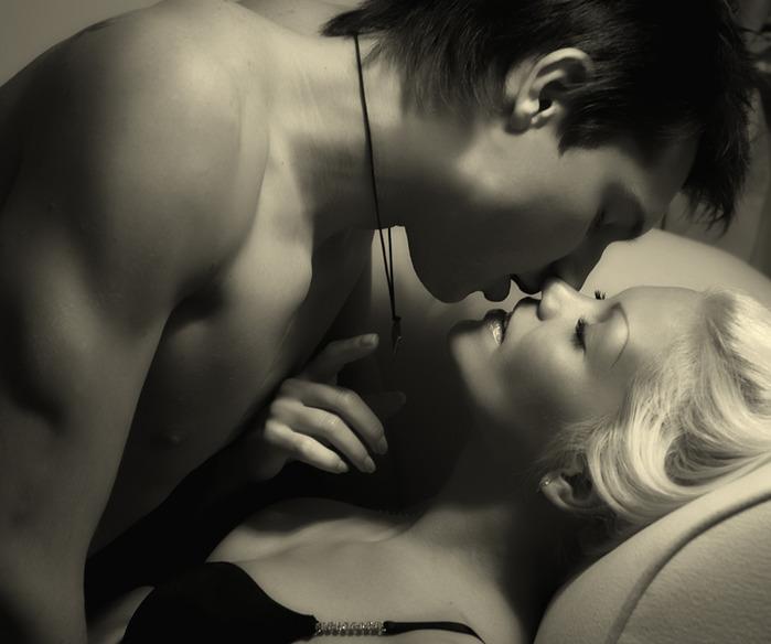 Красивый и романтический секс в приятной атмосфере | Нежное и чувственное видео