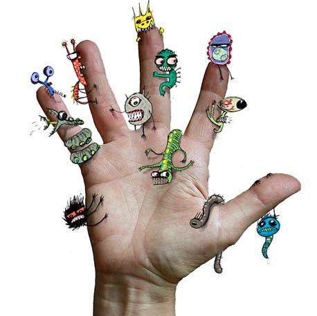 разновидность паразитов в человеке фото